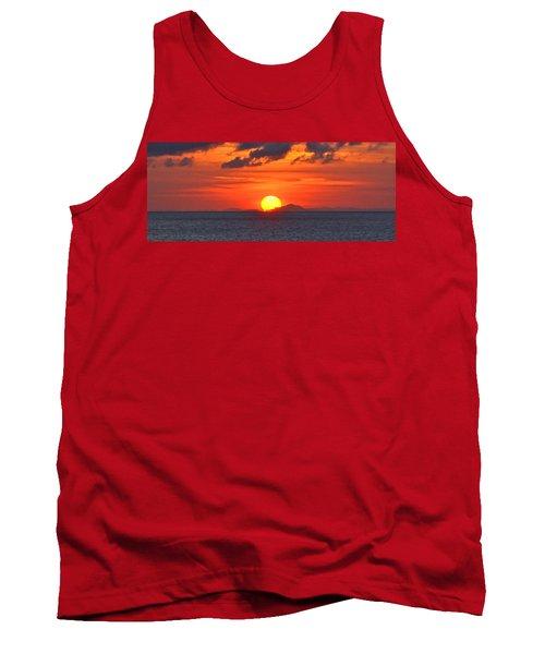 Sunrise Over Western Cuba Tank Top