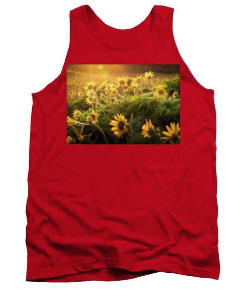 Sunset Balsam Tank Top