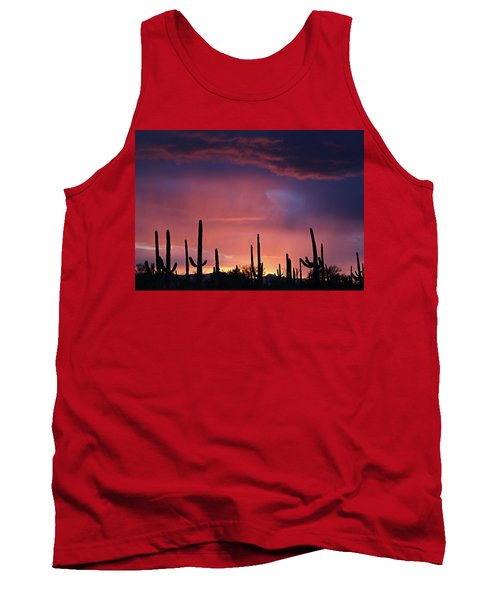 Sunset Colors Tank Top