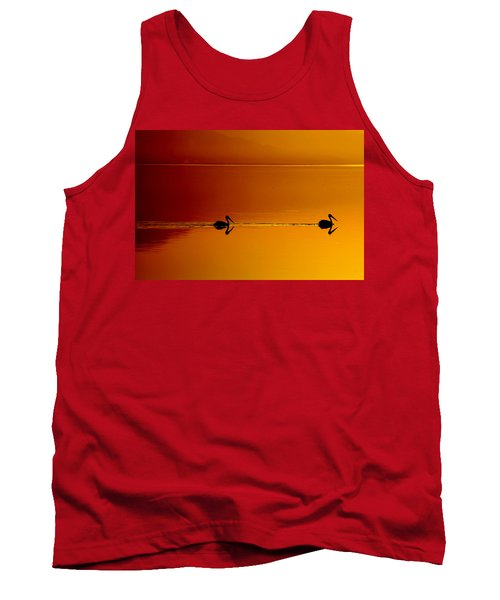 Sunset Cruising Tank Top