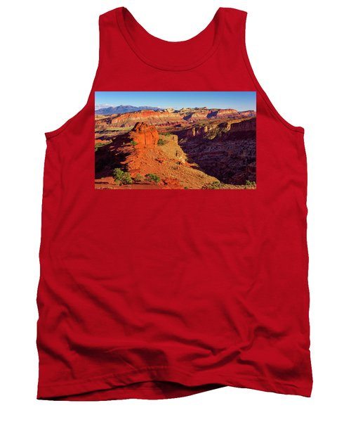 Sunset Point View Tank Top