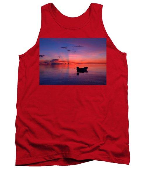 Sunset Rays Tank Top