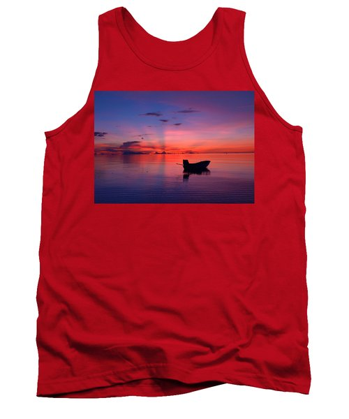 Sunset Rays Tank Top