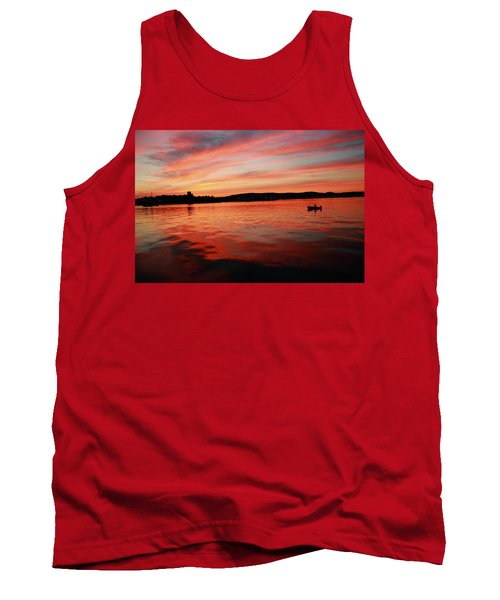 Sunset Row Tank Top