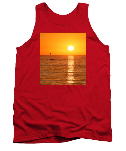 Sunset Solitude Tank Top