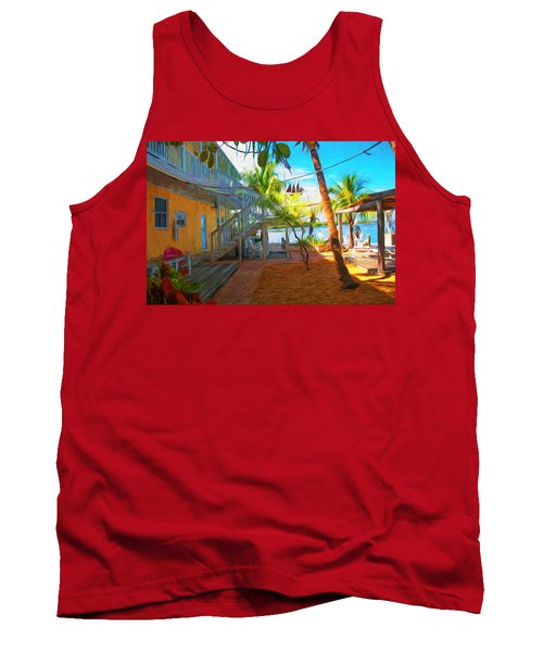 Sunset Villas Patio Tank Top