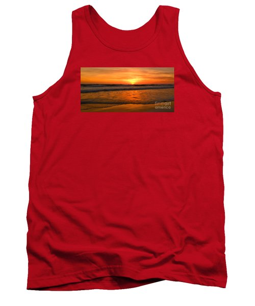 Cardiff Waves Tank Top