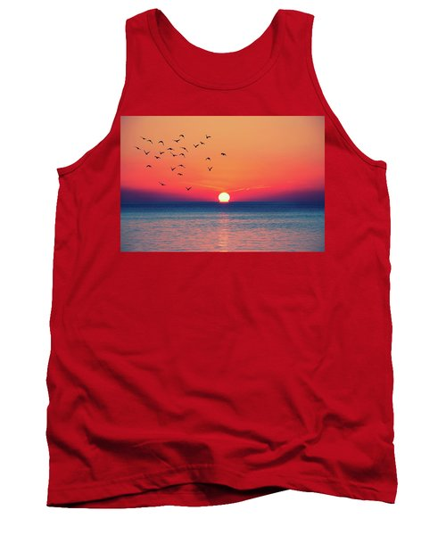 Sunset Wishes Tank Top