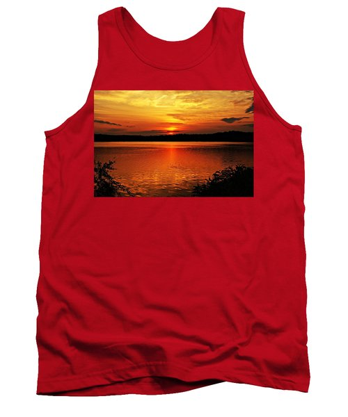 Sunset Xxiii Tank Top