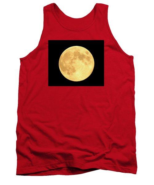 Supermoon Full Moon Tank Top