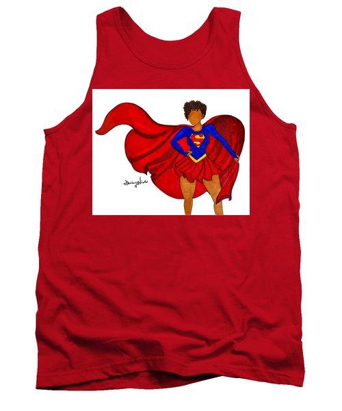 Superwoman I Am  Tank Top