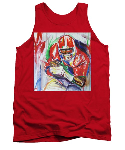 Sure To Score Tank Top
