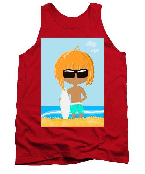 Surf Dude Tank Top