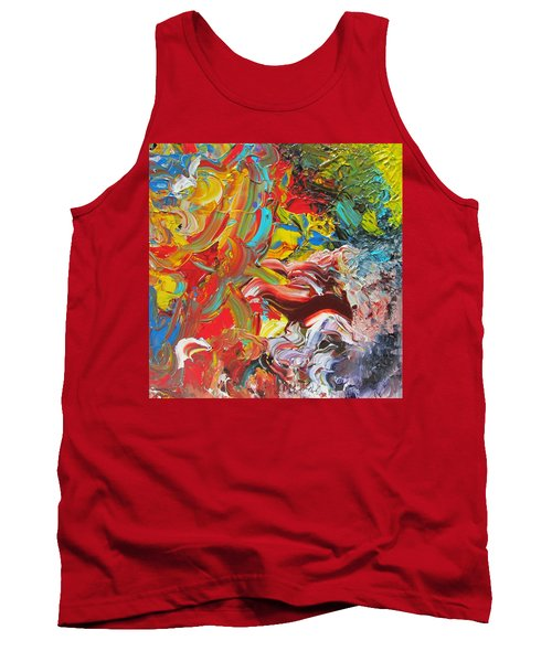 Surprise Tank Top by Ralph White