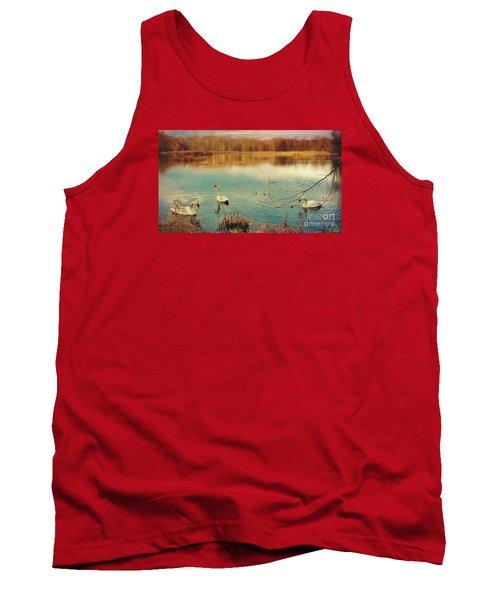Swan Lake Tank Top