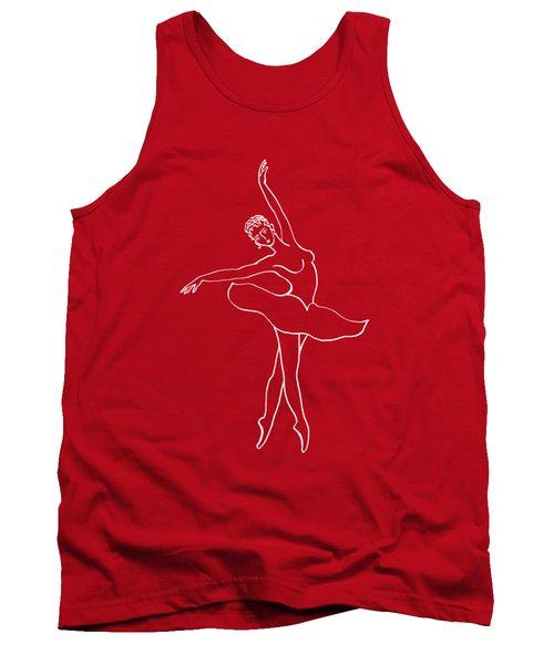 Swan Lake Dance Tank Top