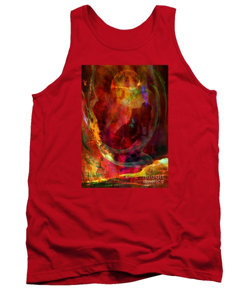 Sweet Dream Tank Top by Johnny Hildingsson