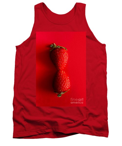 Sweet Parallels  Tank Top