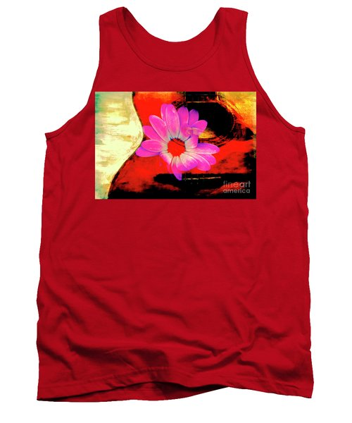 Sweet Sound Tank Top by Al Bourassa