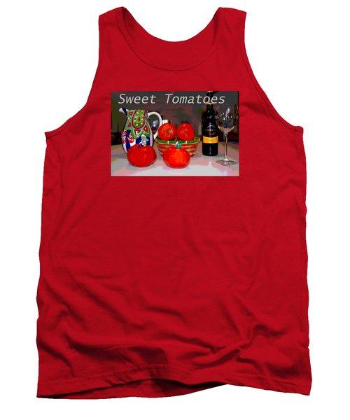 Sweet Tomatoes Tank Top