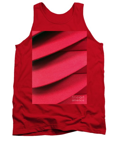 Swooshes And Shadows Tank Top