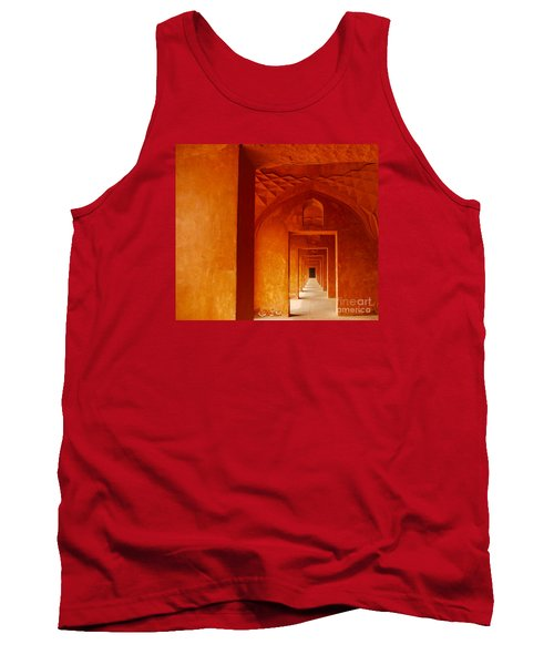 Doors Of India - Taj Mahal Tank Top