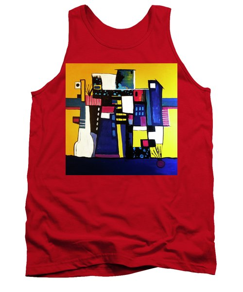 Take The Stairs Tank Top