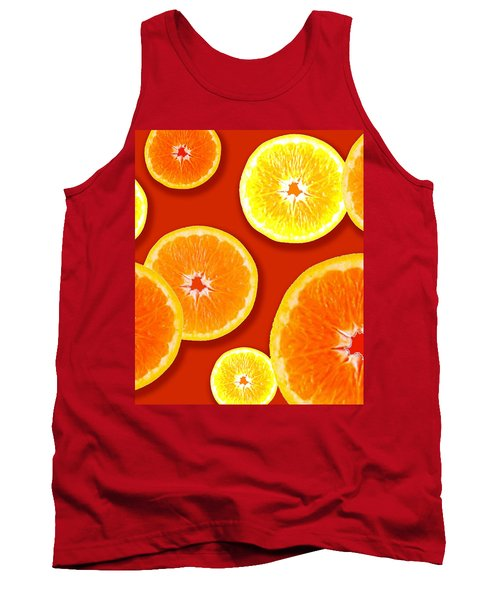 Tangerine Tango Tank Top