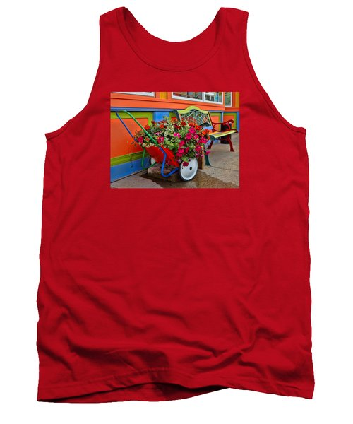 Tannersville Color Blast Tank Top