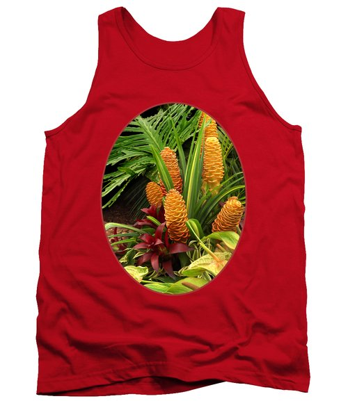Tantalisingly Tropical Tank Top