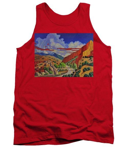 Taos Gorge Journey Tank Top