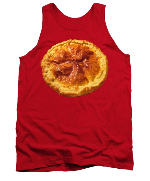Tank Top featuring the photograph Tourte by Marc Philippe Joly