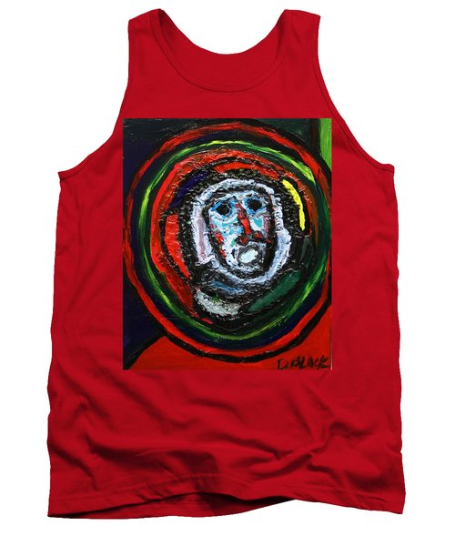 Tempest Of The Damned Tank Top