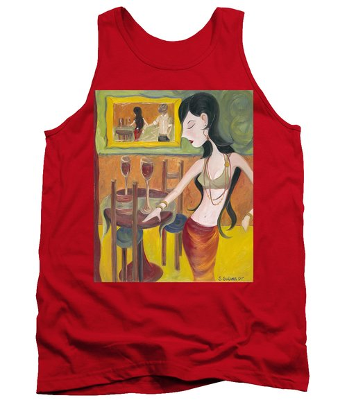 Tender Heart  Tank Top