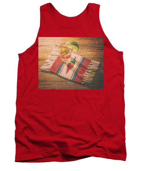 Tequila For Cinco De Mayo Tank Top