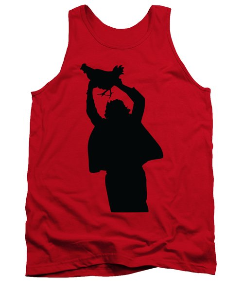 Texas Chicken Massacre Tank Top
