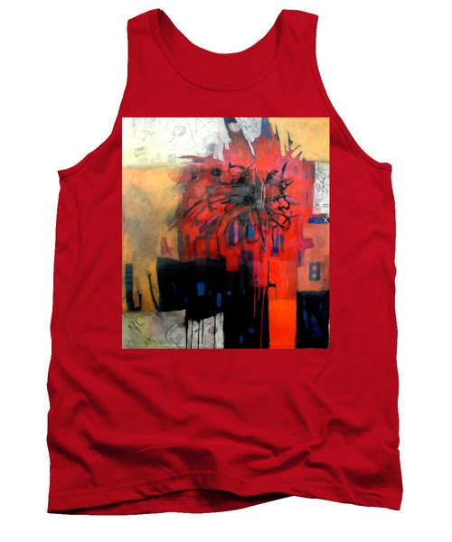 That Memory Is Always Here Tank Top