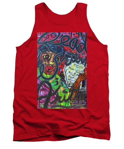 The 3 R's Tank Top