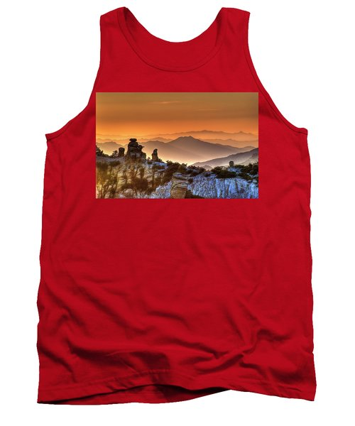 Tank Top featuring the photograph The Ahh Moment by Lynn Geoffroy