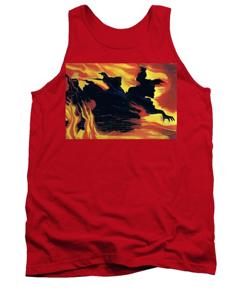 The Arrival Of The Wicked Tank Top