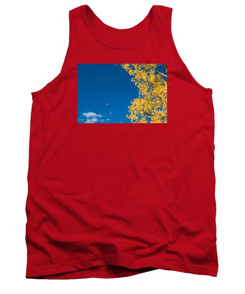 The Aspen Leaf Tank Top