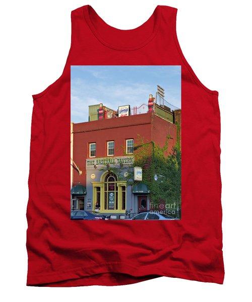 The Baseball Tavern Boston Massachusetts  -30948 Tank Top