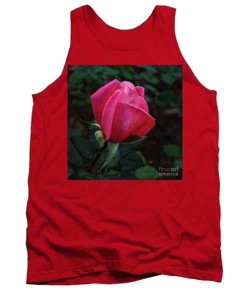 The Beautiful Rose Bud Tank Top