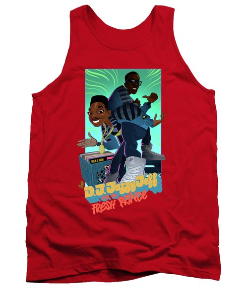 The Brand New Funk Tank Top