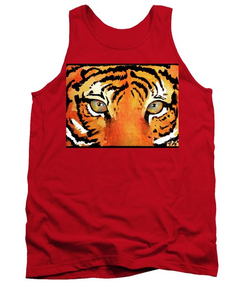 The Brave Tank Top
