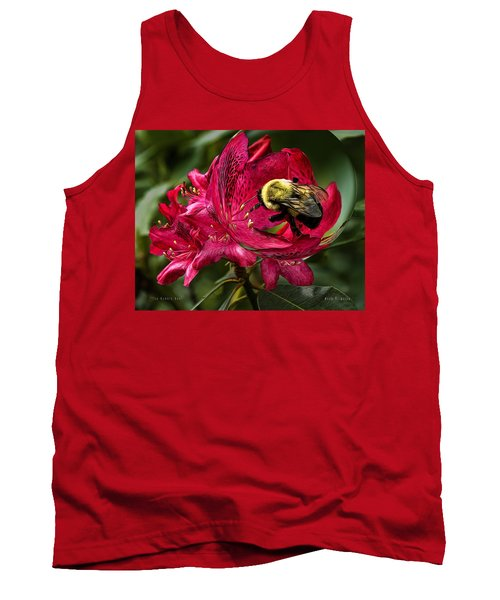 The Bumble Bee Tank Top