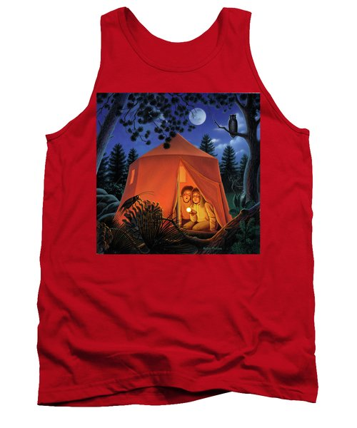 The Campout Tank Top