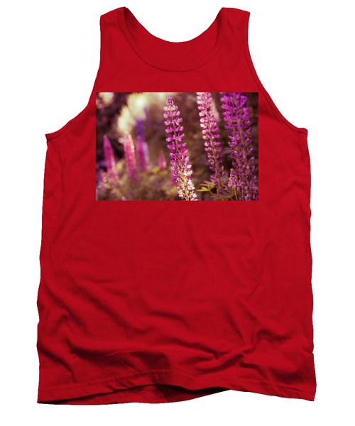 The Candle Tank Top
