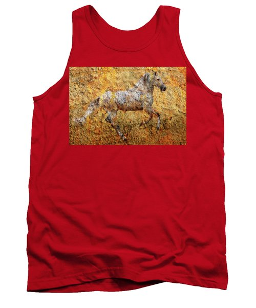The Cave Painting Tank Top