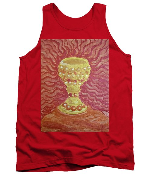 The Chalice Or Holy Grail Tank Top